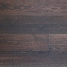 Reclaimed Western Red Cedar Paneling with Dark Oil Finish