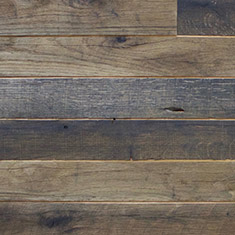 Reclaimed Oak Shiplap Paneling - Oil Finish