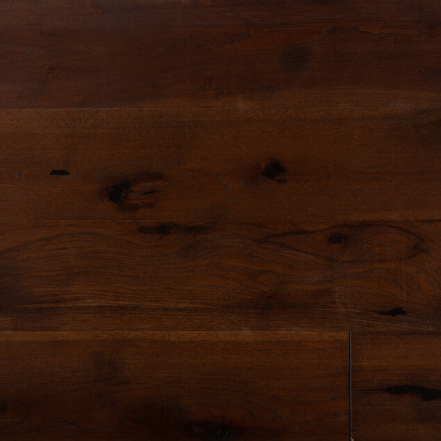 Wide Plank Hickory Mink