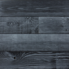 Reclaimed Redwood Shiplap Paneling - Sea Storm Finish