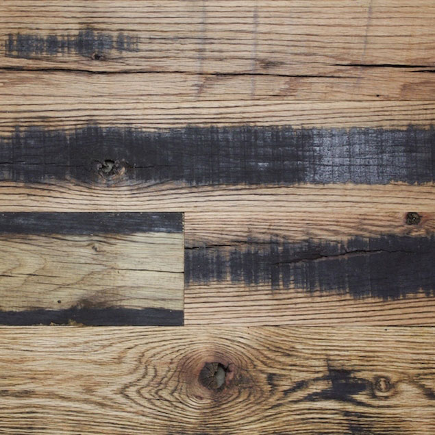 Reclaimed Oak Dark Horse