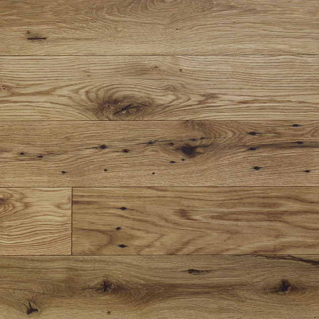 Reclaimed White Oak Paneling with Oil Finish