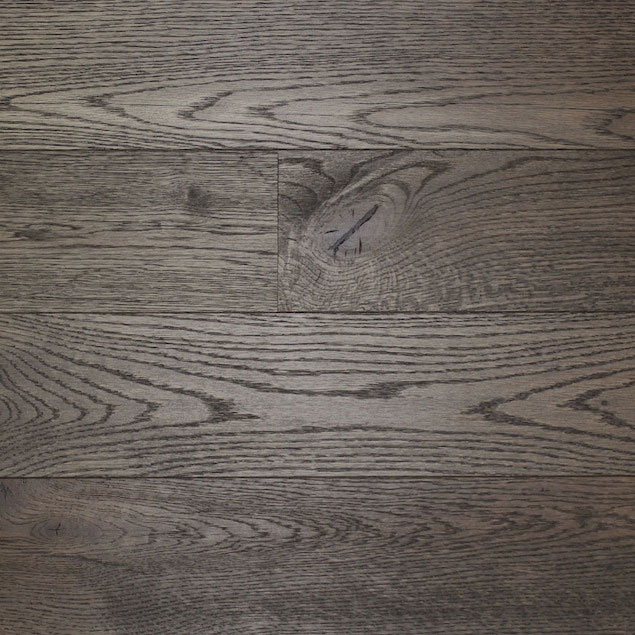 Reclaimed Oak Engineered Paneling with Cowboy Coffee Finish