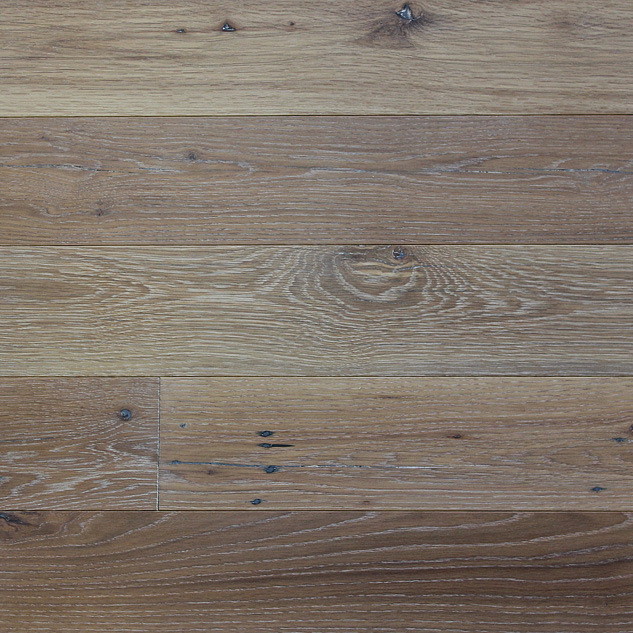 Reclaimed Oak Engineered Paneling with White Oil Finish