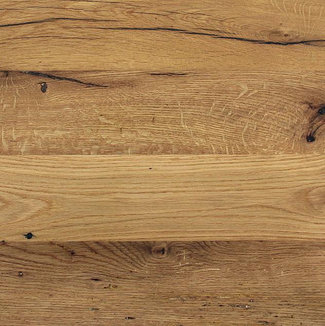 Reclaimed white oak Tabletop