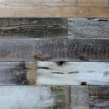 Reclaimed Simply Weathered Redwood Paneling Barn Wood