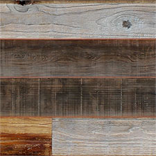Reclaimed Shiplap 2.0. Weathered