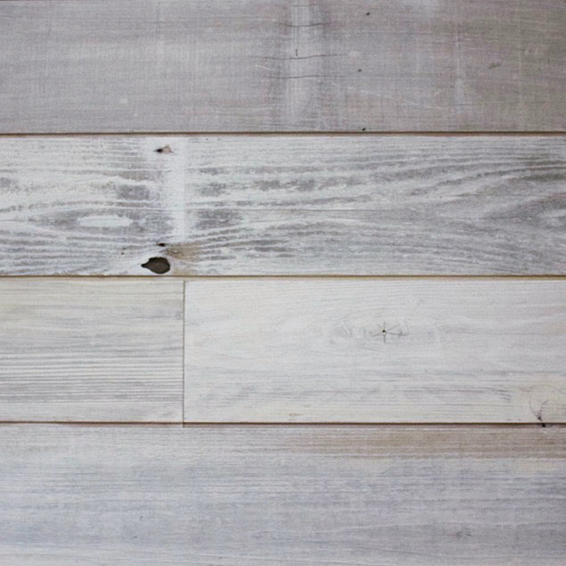 Reclaimed Redwood Siding - Fog