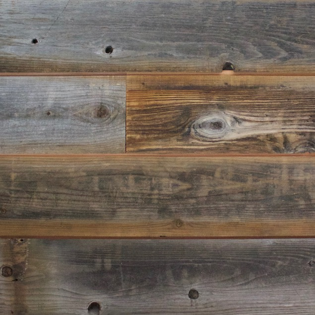 Reclaimed Redwood Siding