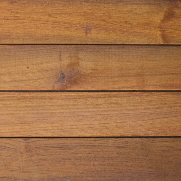 Reclaimed Teak Decking