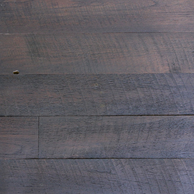 Reclaimed Long Plank Teak Paneling with Surfaced Finish
