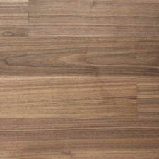 Reclaimed Walnut Engineered Flooring & Paneling with Oil Finish