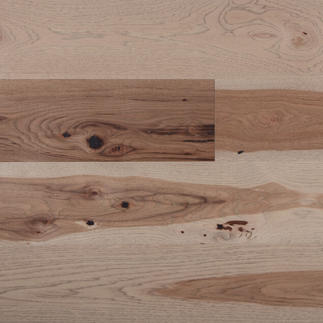 Wide Plank Hickory - Fawn